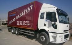 Ankara Evden Eve Atakan Nakliyat