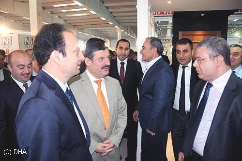 Diyarbakır'daki Fuarda 'Çözüm Süreci' Bereketi