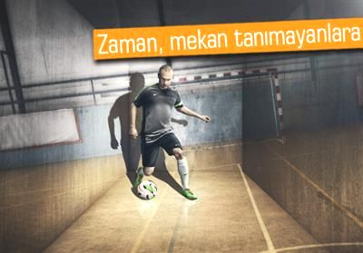 Nike, Yeni Koleksiyonu Fc247′yi Futbolcular ile Birlikte Tasarladı